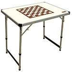 Складной стол Camping World Chess Table Ivory