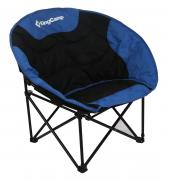 "Кресло складное KingCamp ""Moon Leisure Chair"", цвет: синий"