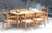 Комплект садовой мебели Azzura 0424 Стол Andorra + 0289 Кресло...