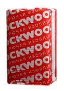 ROCKWOOL - Лайт Баттс утеплитель (1*0,6*0,1, 0,3 куб.м) (5шт/упак)