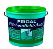 Гидроизоляция FEIDAL FLACHENDICHT-ACRYL (ФАЙДАЛЬ ФЛЭХЕНДИХТ-АКРИЛ) (5...
