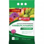 """Удобрение """"Bona Forte"""", универсальное, с цеолитом, 2,5 кг"""