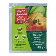 """Инсектицид Bayer Garden """"Децис Профи"""", для защиты овощных и плодовых..."""