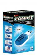 """Фумигатор для пластин от комаров """"Combat"""", цвет: синий"""