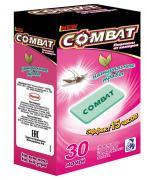 """Пластины от комаров """"Combat"""", с натуральными травами, 30 пластин"""
