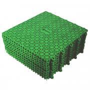 """Покрытие """"Vortex"""", пластиковое, универсальное, цвет: зеленый, 9 шт"""