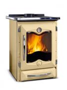 Отопительно-варочная печь с водяным отоплением La Nordica...