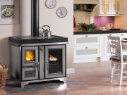 Отопительно-варочная печь с водяным отоплением La Nordica Italy Termo...
