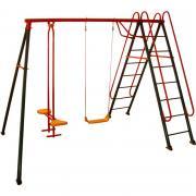 Качели детские с лестницей «Солнышко-3»