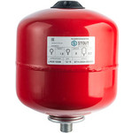 Расширительный бак STOUT для систем отопления с диафрагмой (красный)...
