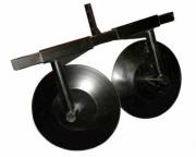 Окучник дисковый раздвижной для мотоблоков НЕВА 10402
