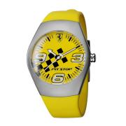 Наручные часы FERRARI Pitstop Watch Steel Yellow 270030973