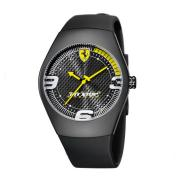 Наручные часы FERRARI Pitstop Watch Carbon Yellow 270030975