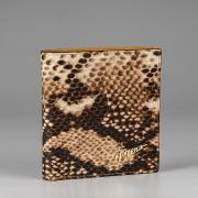 Кошелек женский 1501740; кожа; бежевый