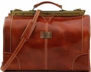 Tuscany Leather Саквояж Madrid small honey