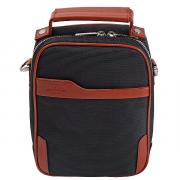 Мужская сумка со съемным плечевым ремнем Dr.koffer M402116-35-04