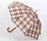 Аксессуары Zest женский зонт-трость шотландская клетка классический