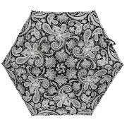 """Зонт женский """"Zest"""", механический, 5 сложений, цвет: черный, белый...."""