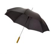 Зонт мужской трость Scenic, черный, полуавтомат