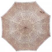 """Зонт-трость женский """"Zest"""", полуавтомат, цвет: темно-бежевый,..."""