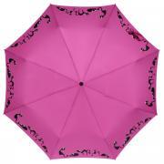 """Зонт женский """"Zest"""", автомат, 3 сложения, цвет: фиолетовый. 23929-1023"""
