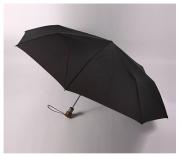 Аксессуары Zest мужской зонт черный (мини)
