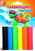 Пластилин Плавающий 6 цветов 22C 1430-08 Луч