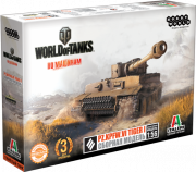 Конструктор Hobby World World of Tanks Pz.Kpfw VI Tiger I 1630