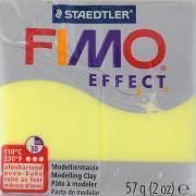 """Полимерная глина Fimo """"Double Effect"""", цвет: цитрин, 56 г"""