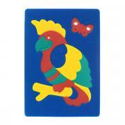 """Мягкая мозаика Флексика """"Попугай"""", цвет: синий"""