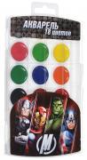 Marvel Акварель Мстители 18 цветов