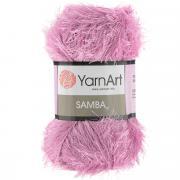 """Пряжа для вязания YarnArt """"Samba"""", цвет: лиловый (27), 150 м, 100 г, 5..."""
