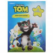 """Набор белого картона Proff """"Говорящий Том"""", 8 листов"""