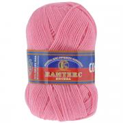 "Пряжа для вязания Камтекс ""Соната"", цвет: ярко-розовый (056), 250 м,..."