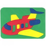 Бомик Пазл для малышей Самолет