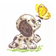 Набор для творчества АЛИСА Привет! для вышивания 0-09