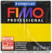 """Полимерная глина Fimo """"Professional"""", цвет: чисто-желтый, 85 г"""