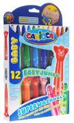 Carioca Набор фломастеров Baby Jumbo 12 цветов
