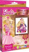 Barbie Набор для вышивания лентами