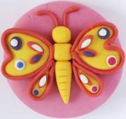 Art Soap Пластилиновое мыло Бабочка