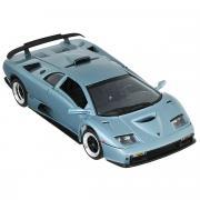 MotorMax Модель автомобиля Lamborghini Diablo GT цвет серый
