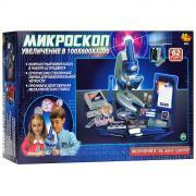"Набор AB Toys ""Микроскоп"", 62 предмета"