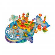 Набор Woody Чудо-Юдо Рыба-Кит