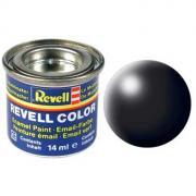 Revell Краска для моделей шелково-матовая №302 цвет черный 14 мл
