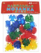 Рыжий Кот Мозаика напольная 40 элементов