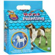 """Набор для раскрашивания Amav """"Разрисуй лошадку 3D"""""""