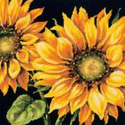 Dimensions Яркий подсолнух (Dramatic Sunflower) 71-20083