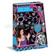 Clementoni Набор для творчества Monster High - Ужасающее ожерелье