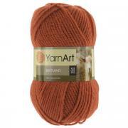 "Пряжа для вязания YarnArt ""Shetland"", цвет: терракот (520), 220 м, 100..."