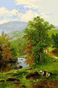 Goblenset Набор для вышивания Осенняя картина (Tablou de toamna)...